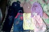 Вещи и обувь на девочку. Фото 4.