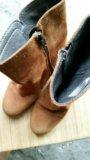 Ботинки демисезонные эсприт. Фото 4.