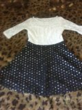 Класическое платье. Фото 1.