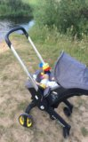 Автокресло-коляска. Фото 1.