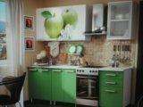 """Кухонный гарнттур """"яблоко"""". Фото 1."""