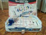 Настольный хоккей для детей. Фото 1.