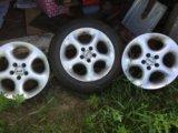 5 дисков на 3 стоит резина. Фото 1.