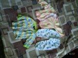 Пакет одежды на девочку с рождения. Фото 1.