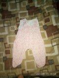 Пакет одежды на девочку с рождения. Фото 2.