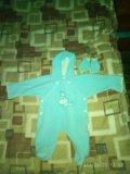 Пакет одежды на девочку с рождения. Фото 3.