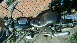 Мотоцикл днепр. Фото 2.