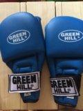 Накладки перчатки для единоборств green hill. Фото 2.