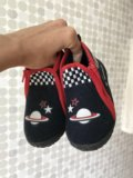 Новые детские ботинки. Фото 2.