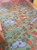 Ковёр для детской комнаты ковролин. Фото 1.
