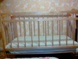 Продам кроватку детскую. Фото 1.