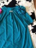 Платья трикотажные 44-48. Фото 4.