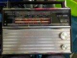 Радиоприемник vef 202. Фото 1.