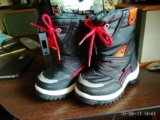 Ботинки ддемисезонные-зимние. Фото 1.