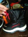 Ботинки ддемисезонные-зимние. Фото 4.