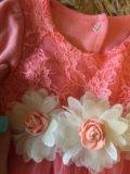 Платье на девочку , размер 68. Фото 2.