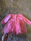 Платье на девочку , размер 68. Фото 4.