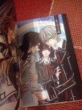 """Аниме """"vampire knight"""". Фото 3."""