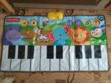 Музыкальный коврик-пианино. Фото 2.