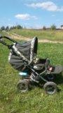 Лучшая коляска emmaljunga scooter. Фото 1.