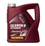 Mannol automatic atf dexron ii (4л.). Фото 1.