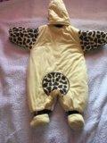 Комбинезон жираф. Фото 2.