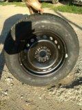 Новое колесо r16 215/65 brigstoun dueler. Фото 2.