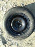 Новое колесо r16 215/65 brigstoun dueler. Фото 4.