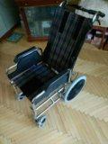 Инвалидная каляска. Фото 1.
