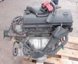 Двигатель nissan cr12de в разборе. Фото 1.