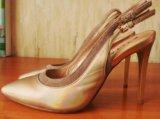 Туфли кожаные evita. Фото 3.