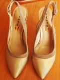 Туфли кожаные evita. Фото 2.