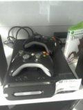 Xbox 360 120gb. Фото 1.
