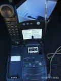 Радиотелефон panasonik. Фото 1.