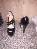 Фирменные туфли. Фото 1.
