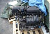 Двигатель nissan cr14de в разборе. Фото 1.