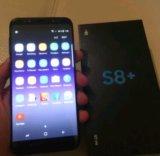 Samsung galaxy s8+. Фото 1.