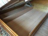 Кровать двуспальная. Фото 4.
