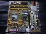 Asus p5b-vm do (s775). Фото 1.