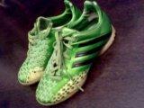 Adidas predator! кроссовки детские. Фото 1.