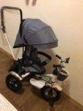 Велосипед коляска. новый!. Фото 2.