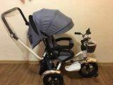 Велосипед коляска. новый!. Фото 4.