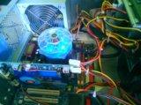 Компьютер intel core 2 duo radeon hd3650 2gb sata. Фото 4.