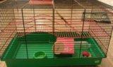 Клетка для крыс и хомяков. Фото 2.
