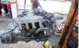 Двигатель nissan f8 в разборе. Фото 1.
