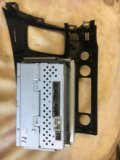 Штатное головное устройство для honda civic 4d. Фото 3.