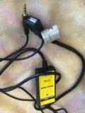 Штатное головное устройство для honda civic 4d. Фото 4.