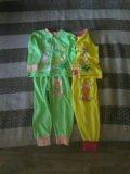 Пижамы(одинаковые). Фото 1.