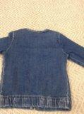 Джинсовая куртка. Фото 3.