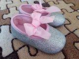 Ботиночки для принцессы. Фото 2.